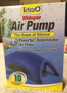 Tetra Whisper Air Pump 10 Gallon