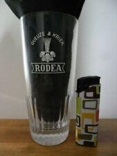 Gueuze & Kriek Rodea 25cl Closed 1973 (long narrow glass)