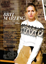 Brit Marling 2-pg clipping 2014 Style Files