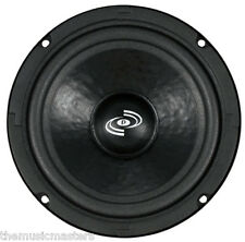 "Single 6.5"" inch 8 ohm Premium Home Pro Midrange Replacement Speaker Custom Box"