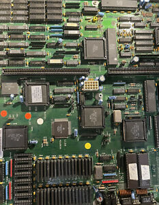 Amiga 3000 Motherboard & Daughterboard - Awesome Condition, Fully Working