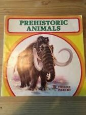 Panini Prehistoric Animals Stickers (1982) - Complete your collection