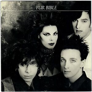 FUR BIBLE Plunder The Tombs 1985 Gothic Punk Kid Congo Cramps Nick Cave Gun club