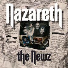 CDs de música rock nazareth