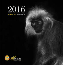 Beautiful Calendar Featuring Rescued Animals