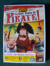 LES PIRATES - Toi aussi, deviens un pirate! - DVD 2012 SONY PICTURES 798659