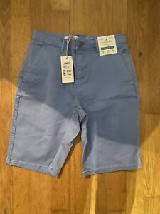 Joules Rylee Size 8 Blue Shorts
