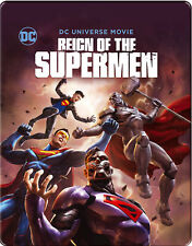 Reign Of The Supermen (Blu-ray Steelbook) Jerry O'Connell, Rebecca Romijn