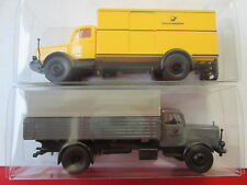 Fahrzeugmarke MB Auto-& Verkehrsmodelle mit Nutzfahrzeug aus Kunststoff