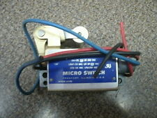 HONEYWELL/MICRO SWITCH # BZLN-2-LH LIMIT SWITCH, LEFT-HAND ACTUATOR, NEW