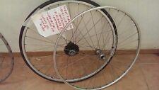 2 ruedas bicicleta carretera campagnolo procede de bicicleta bianchi