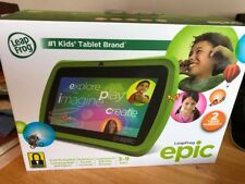 Learning  Games Accessories LEAP FROG Epic Android Toys Based Kids Tablet 16GB