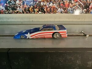 LEXAN FUNNY CAR WITH PARMA CHASSIS!!!  VERY NICELY BUILT 1/24  DRAG CAR!!
