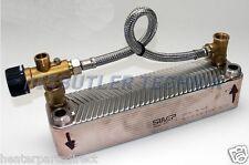 WEBASTO or EBERSPACHER  Hot Water Heat Exchanger with Mixer Valve | 4111209A