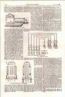 1898 St Anthony Falls Water Power Plant Minneapolis 2 Dynamos Transformer
