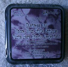"""Tim Holtz ~ Acid Free Distress Ink Pad ~ """"Dusty Concord"""" ~#TIM21445  **NEW**"""