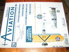* Toute l'Aviation n°129 Poster He 111 / CV240 F4B