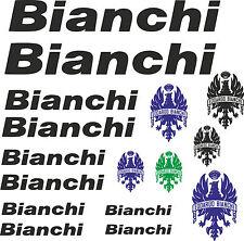 Adesivi Bici BIANCHI