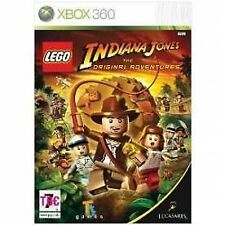 LEGO Indiana Jones: The Original Adventures (Microsoft Xbox 360, 2008)