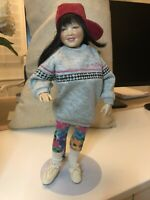 Helen Kish Doll - Andie - Children of Yesteryear - Hand Painted by the Artist