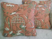 "PROVIDENCE BY THIBAUT 1 PAIR OF 18"" CUSHION COVERS"