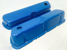 SB Ford Valve Covers 260 289 302 351W Mustang 5.0L SBF BLUE 1962-1985