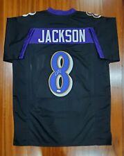 Lamar Jackson Autographed Signed Jersey Baltimore Ravens JSA
