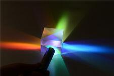 2.2X2.2X2.15CM Defective Cross Dichroic Prism RGB Combiner&Splitter X-cube prism