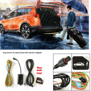 Car Trunk Opener Sensor System Foot Controlled Tail Gate Open Close Accessories