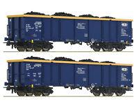 "Roco H0 76086 Güterwagen-Set ""Chem Trans Logistic"" Neuheit 2020 - NEU + OVP"