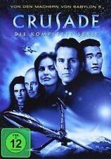 Crusade - Die komplette Serie [5 DVDs] von James Bur... | DVD | Zustand sehr gut
