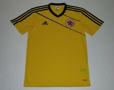 68a36bab158 SELECCION COLOMBIA ADIDAS SMALL TRAINING JAMES RODRIGUEZ JERSEY XS S M  falcao