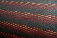 """BMW RED M Tech E30 High Quality Reproduction Fabric 50"""" Seat Cloth Fabric"""