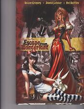 Escape from Wonderland Hardcover Collection GN Zenescope Complete Series NM