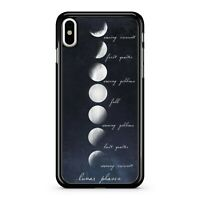 Magnificent Phenomenal Delightful Moon Phases Lunar Phases Fine Phone Case Cover