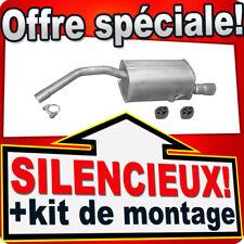 Silencieux Arriere ALFA ROMEO 156 1.6 1.8 2.0 TS Berline / Break échappement ALU