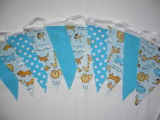 Animals Fabric Party Banners, Buntings & Garlands