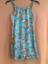 Nick & Nora Girls Hawaiian Nightgown Pajamas Night Dress - Large(10-12) preowned