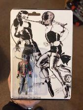 1 Off Custom Star Wars Loverboy Bootleg Figure. Vintage Sucklord Droid Boba Fett