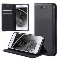 Funda-s Carcasa-s para Motorola Moto G5 Libro Wallet Case-s bolsa Cover Negro