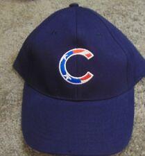 Chicago Cubs MLB Stars Stripes C Baseball Cap Hat Kick 10 Ball Park Franks SGA