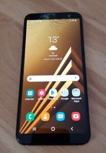 Samsung Galaxy A6 - 32GB  Dual SIM  Gold (Ohne Simlock)