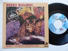 BUNNY MALONEY Baby i've been missing you  GULS 12004  Pressage France   RRR