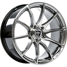 "4x Tomason TN1 8x17"" 4x100 ET35 ML63,4 Hyperblack polished Honda Opel Renault"