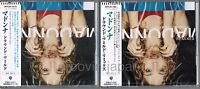 "Sealed Lot of 2 MADONNA Drowned World&Remixes JAPAN 5"" CD WPCR-1975 & 1983 w/OBI"