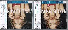 "Sealed Lot of 2 MADONNA Drowned World&Remixes JAPAN 5"" CD WPCR-1975 & 1983 w/OBI"