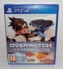 Overwatch - Legendary Edition PS4 NUOVO SIGILLATO ITA