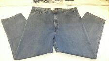 New With Tags Designer Levis 540 Relaxed Classic Rise Denim Jeans Size 46 x 30