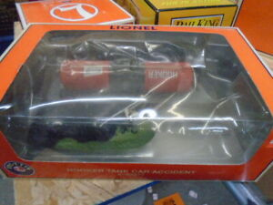 6-37977 Hooker Tank Car Accident Lionel