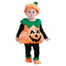 Totally Ghoul Infant/Toddler Pumpkin Vest Halloween Costume 1-2 Years